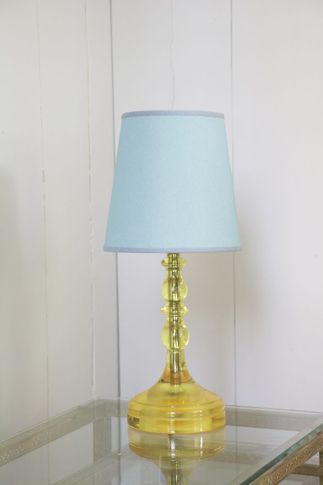 Candlestick lamp from Rita Konig