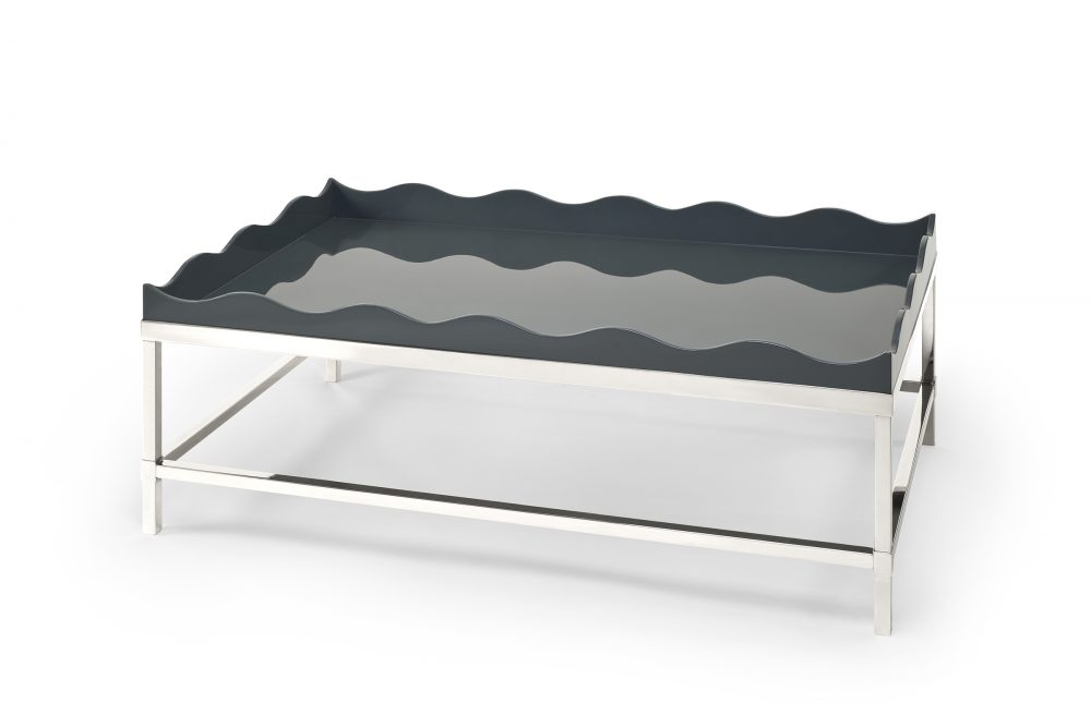Elephant Grey Belles Rives Coffee Table