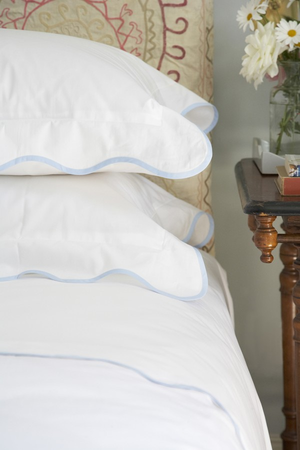 Toledo Bed linen from Rita Konig featured