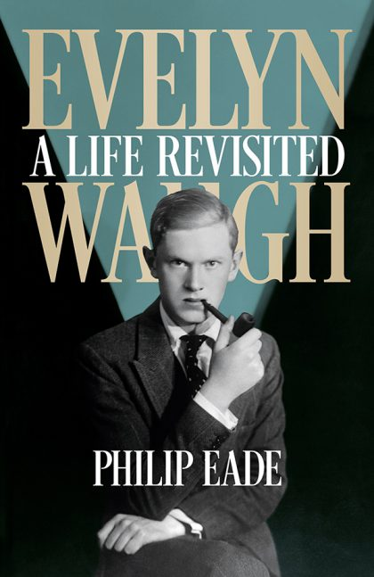 pails-book evelyn waugh