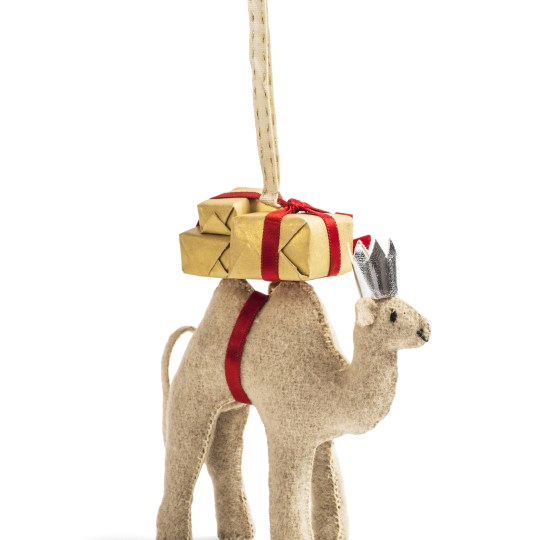 Camel-Decoration
