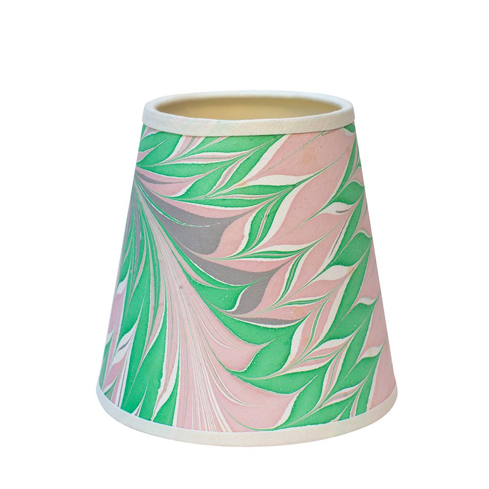 Rosi-de-ruig-lampshade-pink-and-green-star-anise